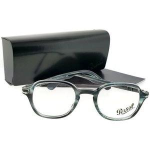 Persol PO3142V-1051-45 Men's Grey Frame Eyeglasses